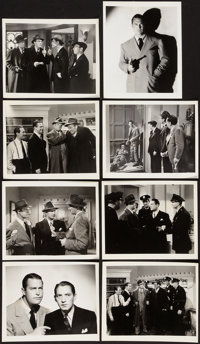Chester Morris in Boston Blackie Goes Hollywood by M. B. Paul and Bert Anderson (Columbia, 1942). Portrait and Scene Pho...