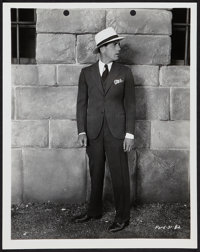 """Humphrey Bogart in Up the River (Fox, 1930). Photo (8"""" X 10""""). Miscellaneous"""