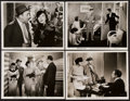 """Movie Posters:Musical, Sweet Music (Warner Brothers, 1935). Key Book Photos (4) (8"""" X10""""). Musical.. ... (Total: 4 Items)"""