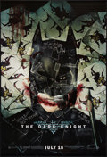 """Movie Posters:Action, The Dark Knight (Warner Brothers, 2008). One Sheet (27"""" X 40""""). SSAdvance Style H. Action.. ..."""