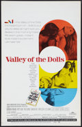 "Movie Posters:Exploitation, Valley of the Dolls (20th Century Fox, 1967). Window Card (14"" X22""). Exploitation.. ..."