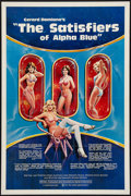 """Movie Posters:Adult, The Satisfiers of Alpha Blue (Adventure, 1980). One Sheet (27"""" X41""""). Adult.. ..."""
