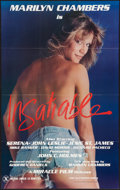 "Movie Posters:Adult, Insatiable (Miracle Films, 1980). One Sheet (23"" X 37""). Adult....."