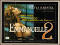 "Movie Posters:Adult, Emmanuelle 2 (IFD, 1975). British Quad (30"" X 40""). Adult.. ..."