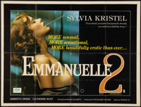 "Emmanuelle 2 (IFD, 1975). British Quad (30"" X 40""). Adult"