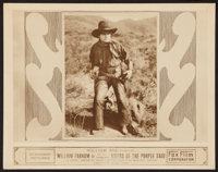 "Riders of the Purple Sage (Fox, 1918). Lobby Card (11"" X 14""). Western"