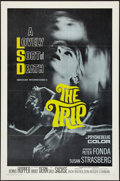"Movie Posters:Exploitation, The Trip (American International, 1967). One Sheet (27"" X 41""). Exploitation.. ..."