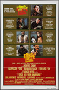 "Movie Posters:War, Force 10 from Navarone (American International, 1978). One Sheet(27"" X 41"") Advance. War.. ..."