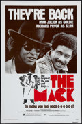 "Movie Posters:Blaxploitation, The Mack (American International, R-1977). One Sheet (27"" X 41"").Blaxploitation.. ..."