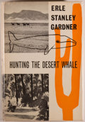 Books:Mystery & Detective Fiction, Erle Stanley Gardner. Hunting the Desert Whale. [London]:Jarrolds, [1963]. First British edition, first printin...