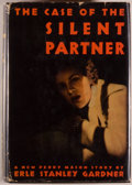 Books:Mystery & Detective Fiction, Erle Stanley Gardner. The Case of the Silent Partner. NewYork: William Morrow, 1940. First edition, first printing....
