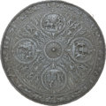 Military & Patriotic:Foreign Wars, Museum Copy of the King Philip War Shield....
