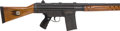 Long Guns:Semiautomatic, Spanish CETME Sport Semi-Automatic Rifle Made Exclusively for MarsEquipment Corporation....
