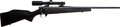 Long Guns:Bolt Action, Weatherby Vanguard VGL Bolt Action Rifle With Bausch & LombScope....