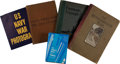 Books:Non-fiction, Lot of Five Military History Books.... (Total: 5 )