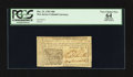 Colonial Notes:New Jersey, New Jersey December 31, 1763 18d PCGS Apparent Very Choice New 64.. ...