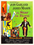 """Movie Posters:Musical, A Star is Born (Warner Brothers, 1954). Poster (30"""" X 40"""") Style Y.. ..."""
