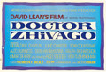 "Movie Posters:Drama, Doctor Zhivago (MGM, 1965). Promotional Posters (6) (27"" X 39.5"")..... (Total: 6 Items)"