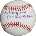 "Autographs:Baseballs, Morganna ""The Kissing Bandit"" Single Signed Baseball...."