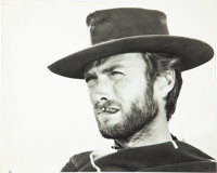 "The Good, the Bad and the Ugly (PEA, 1966). Photos (9) (9.5"" X 12"") and (5) (7"" X 9.5""). ... (Total:..."