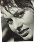 """Movie Posters:Foreign, The River Girl (Minerva, 1955). Photos (6) (7"""" X 19""""), (1) (8"""" X 10"""").. ... (Total: 9 Items)"""