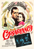 "Movie Posters:Academy Award Winners, Casablanca (CB Films, R-1965). Spanish One Sheet (27.5"" X 39.25"")....."