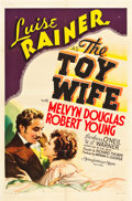 """Movie Posters:Drama, The Toy Wife (MGM, 1938). One Sheet (27"""" X 41"""") Style D.. ..."""