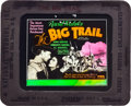 "Movie Posters:Western, The Big Trail (Fox, 1930). Glass Slide (3.25"" X 4"").. ..."