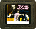 """Movie Posters:Horror, White Zombie (United Artists, 1932). Glass Slide (3.25"""" X 4"""").. ..."""