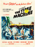 "Movie Posters:Science Fiction, The Time Machine (MGM, 1960). Poster (30"" X 40"").. ..."