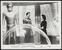 "The Day the Earth Stood Still (20th Century Fox, 1951). Photo (8"" X 10""). Science Fiction"