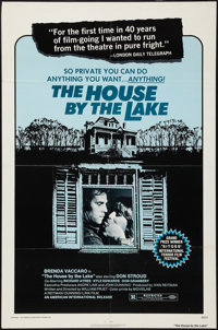 "The House by the Lake and Other Lot (American International, 1976). One Sheets (2) (27"" X 41""). Horror. ... (T..."