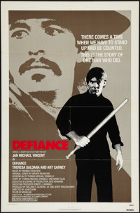 """Defiance and Others Lot (American International, 1980). One Sheets (3) (27"""" X 41""""). Action. ... (Total: 3 Item..."""