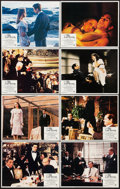"""Movie Posters:Drama, The Last Tycoon (Paramount, 1976). Lobby Card Set of 8 (11"""" X 14""""). Drama.. ... (Total: 8 Items)"""