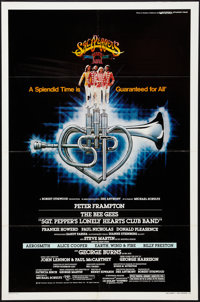 """Sgt. Pepper's Lonely Hearts Club Band (Universal, 1978). One Sheet (27"""" X 41""""). Style C. Rock and Roll"""