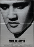 """Movie Posters:Elvis Presley, This Is Elvis and Others Lot (Warner Brothers, 1981). DanishPosters (2) (24"""" X 33"""") and Spanish One Sheet (27"""" X 41""""), . El...(Total: 3 Items)"""