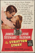 """Movie Posters:Sports, The Stratton Story (MGM, 1949). One Sheet (27"""" X 41""""). Sports.. ..."""
