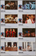 "Movie Posters:Drama, Zoot Suit (Universal, 1981). Lobby Card Set of 8 (11"" X 14"").Drama.. ... (Total: 8 Items)"