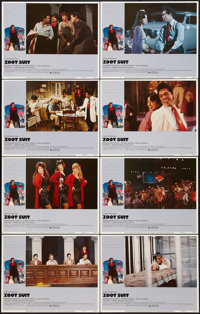 "Zoot Suit (Universal, 1981). Lobby Card Set of 8 (11"" X 14""). Drama. ... (Total: 8 Items)"