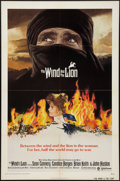 "Movie Posters:Adventure, The Wind and the Lion (MGM/UA, 1975). One Sheet (27"" X 41"").Adventure.. ..."