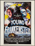 "Movie Posters:Comedy, Young Frankenstein (20th Century Fox, 1974). Poster (30"" X 40"").Comedy.. ..."
