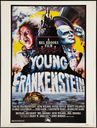 "Young Frankenstein (20th Century Fox, 1974). Poster (30"" X 40""). Comedy"