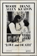 """Movie Posters:Comedy, Love and Death (United Artists, 1975). One Sheet (27"""" X 41"""") StyleB. Comedy.. ..."""