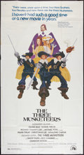"Movie Posters:Swashbuckler, The Three Musketeers (20th Century Fox, 1974). Three Sheet (41"" X 76""). Swashbuckler.. ..."