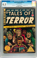 Golden Age (1938-1955):Horror, Tales of Terror Annual #1 (EC, 1951) CGC VG+ 4.5 Cream to off-whitepages....