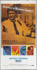 "Movie Posters:Mystery, Marlowe and Other Lot (MGM, 1969). Three Sheets (2) (41"" X 81"").Mystery.. ... (Total: 2 Items)"