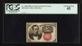 Fractional Currency:Fifth Issue, Fr. 1266 10¢ Fifth Issue PCGS Extremely Fine 45.. ...