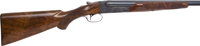 Cased Rare 16 gauge Winchester Model 21 Tournament Grade Double Barrel Shotgun