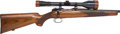 Long Guns:Bolt Action, Sako Bolt Action Sporting Rifle with Pecar 8 X 43 TelescopicSight....