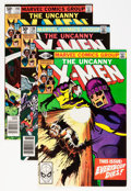 Modern Age (1980-Present):Superhero, X-Men Group (Marvel, 1980-81) Condition: Average NM-.... (Total: 9Comic Books)